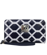 Notting Hill Wallet - Diamondback - Navy