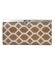Oxford Clutch - Diamondback - Cobbstone